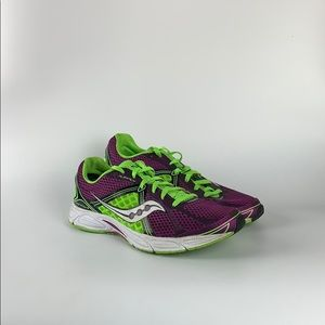 Saucony Fastswitch 6 Women's running shoes Sz 11
